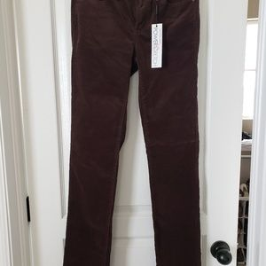Calvin Klein Jeans - Calvin Klein Ultimate Skinny Brown Corduroy Jeans